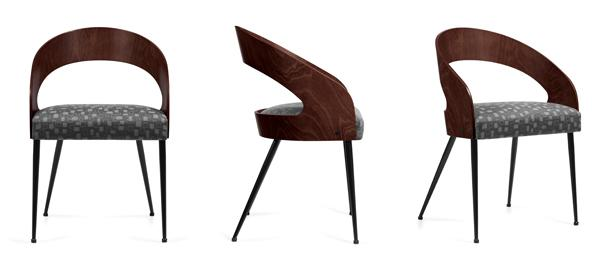 Global Marche chair as featured on the Hatch blog: DON'T FORGET THE WAITING AREA IN YOUR OFFICE DESIGN