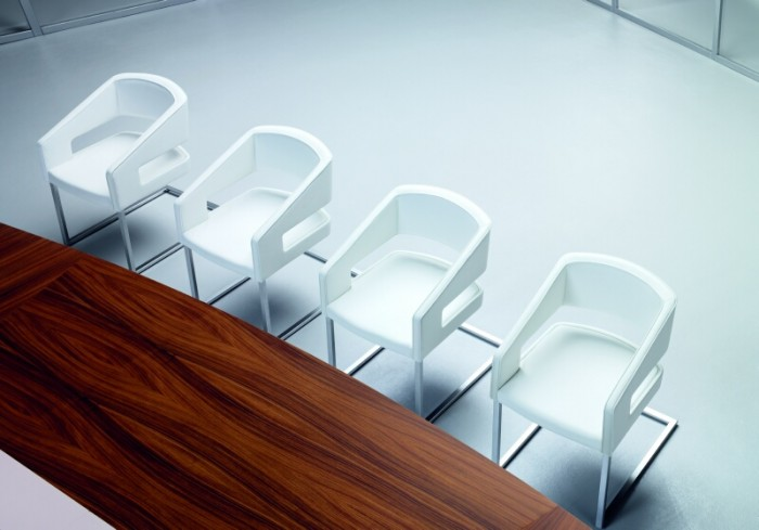 Haworth B Sit chair as featured on the Hatch blog: DON'T FORGET THE WAITING AREA IN YOUR OFFICE DESIGN