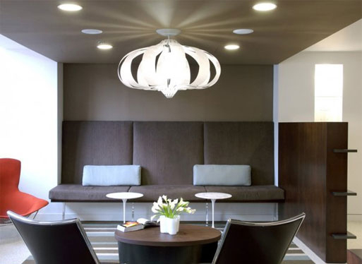 Interior by ZDS Architects as featured on the Hatch blog: DON'T FORGET THE WAITING AREA IN YOUR OFFICE DESIGN