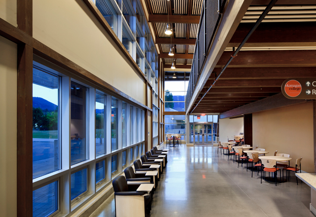 Centre for Excellence by CEI Architecture as featured on the Hatch Blog: COMMERCIAL DESIGN TRENDS PART 2 – SUSTAINABILITY IN INTERIOR DESIGN