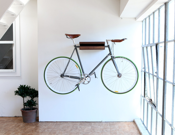 Modern Bike Shelf As Featured On The Hatch Blog COMMERCIAL DESIGN TRENDS PART 3