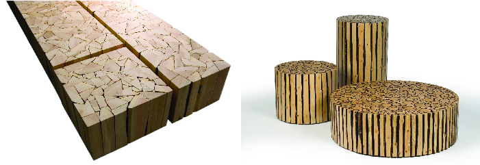 Furniture by Brent Comber as featured on the Hatch Blog - LOCALLY MANUFACTURED MATERIALS PART 3: FURNITURE