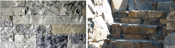 Firestorm Quarries stone as featured on the Hatch Blog - LOCALLY MANUFACTURED MATERIALS PART 4: CONCRETE AND STONE