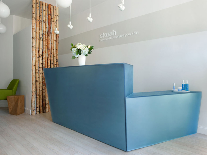 Skoah Spa designed by THEREdesign as featured on the Hatch Blog - TIPS FOR A SUCCESSFUL DESIGN PROJECT PART 1: INTERIOR DESIGN BUDGET