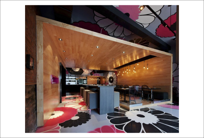 Kinoya Japanese Bistro by Jean de Lessard as featured on the Hatch Blog - THE TOP 5 TIPS FOR A SUCCESSFUL DESIGN PROJECT PART 4: COMMUNICATION