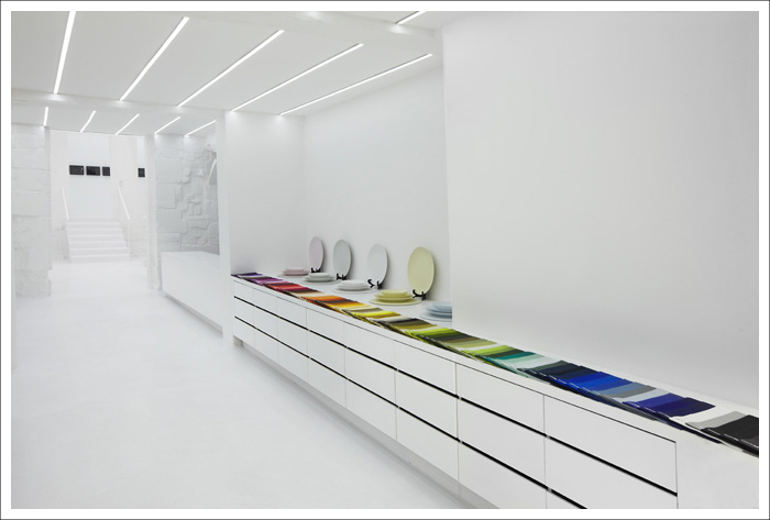 Muriel Grateaus boutique in Paris as featured on the Hatch Blog - THE TOP 5 TIPS FOR A SUCCESSFUL DESIGN PROJECT PART 4: COMMUNICATION
