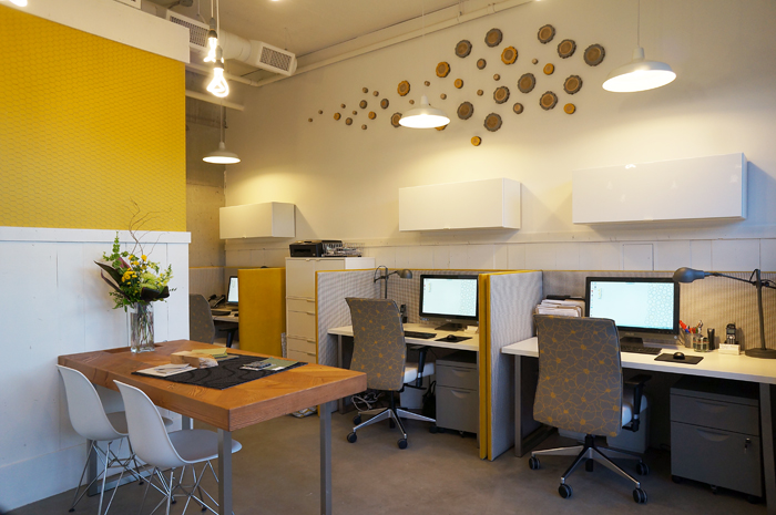 Read more on NEW OFFICE OF HATCH INTERIOR DESIGN