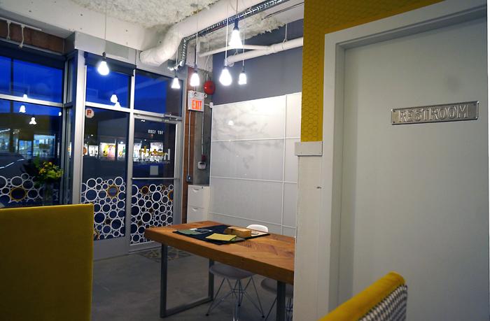 Hatch Interior Design's New Office of Hatch Interior Design
