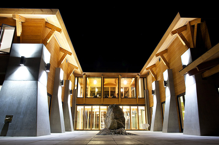 Okanagan design and activities for visitors - Bottega Farm Inn and Studio by New Town Architecture