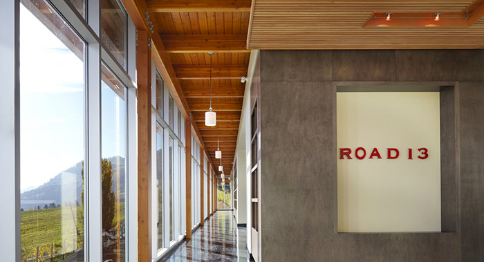 Okanagan design and activities for visitors - Road 13 Winery by Nick Bevanda