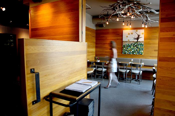 Okanagan design and activities for visitors - Waterfront Wines in Kelowna, BC