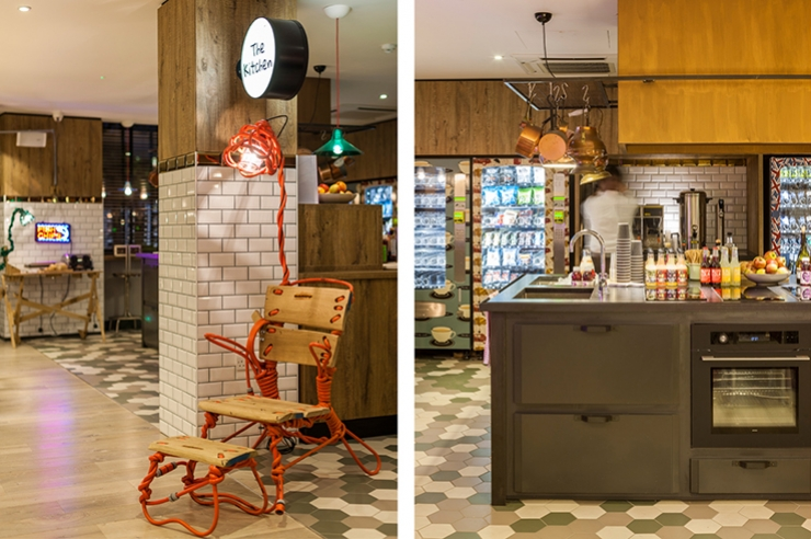 Hatch's favourite design firms in 2013 - Blacksheep, Qbic Hotels