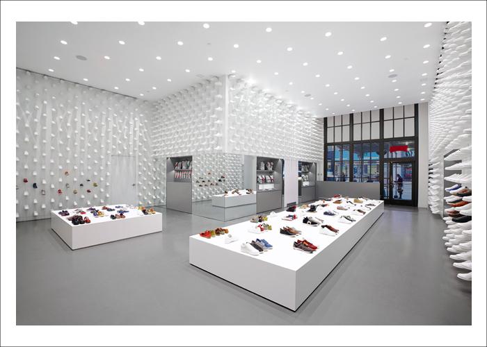 Hatch's favourite design firms in 2013 - Nendo Camper NY