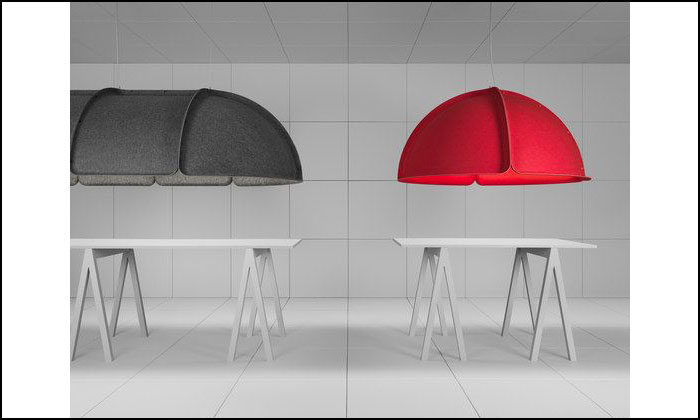 Hood Pendant by Form Us With Love as featured by Hatch Interior Design: 2014 Interior Design Predictions