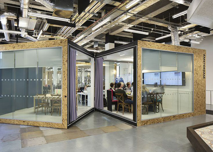Airbnb Office By Heneghan Peng As Featured In The Hatch Interior Design Blog