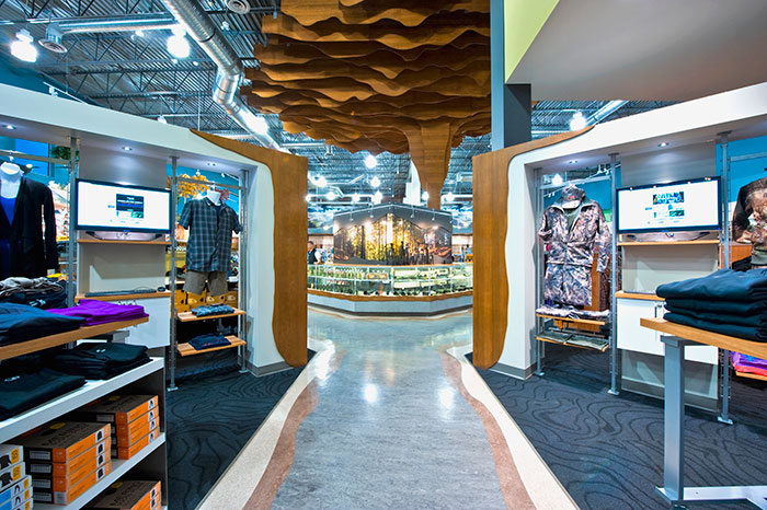Grouse River Kelowna Retail Design by Hatch Interior Design