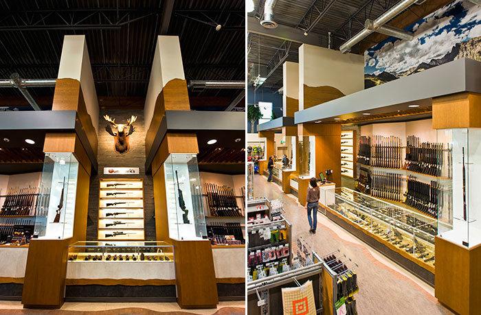 Grouse River Kelowna Retail Design