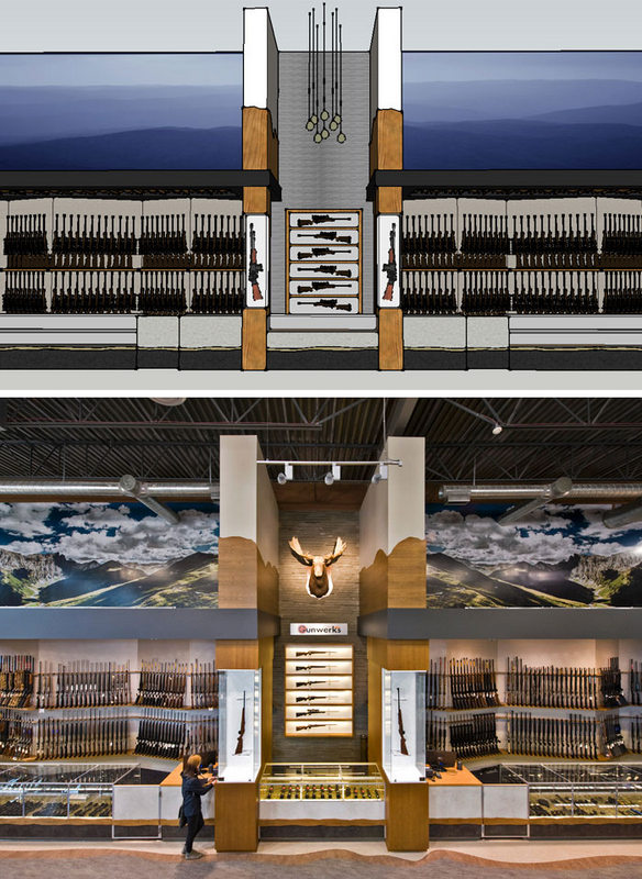 Grouse River by Hatch Interior Design - outlines the interior design process from concept to completion.