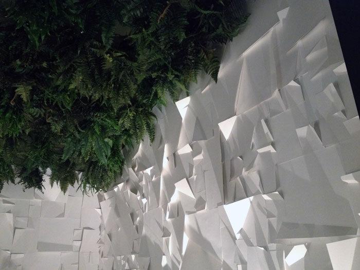 Interior Design in Vancouver: Angela Robinson's IDSWest 2014 dineXdesign exhibit.
