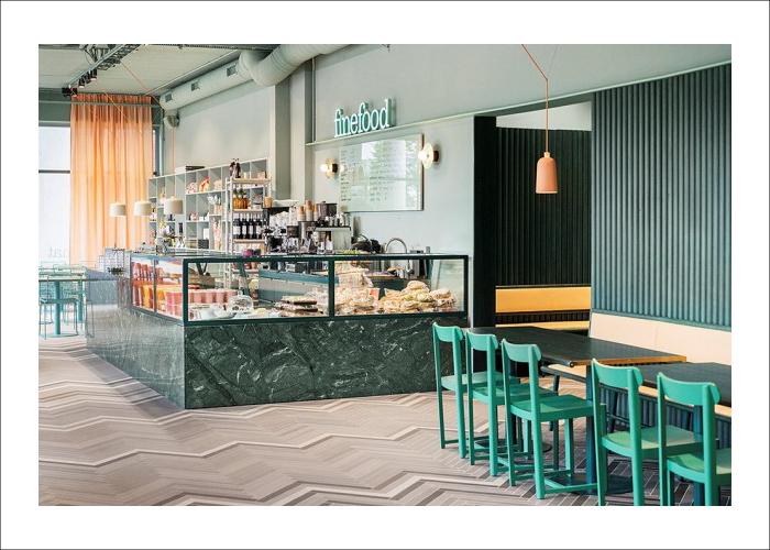 Interior Design Process - Finefood by Note Design Studio, Hatch Interior Design blog