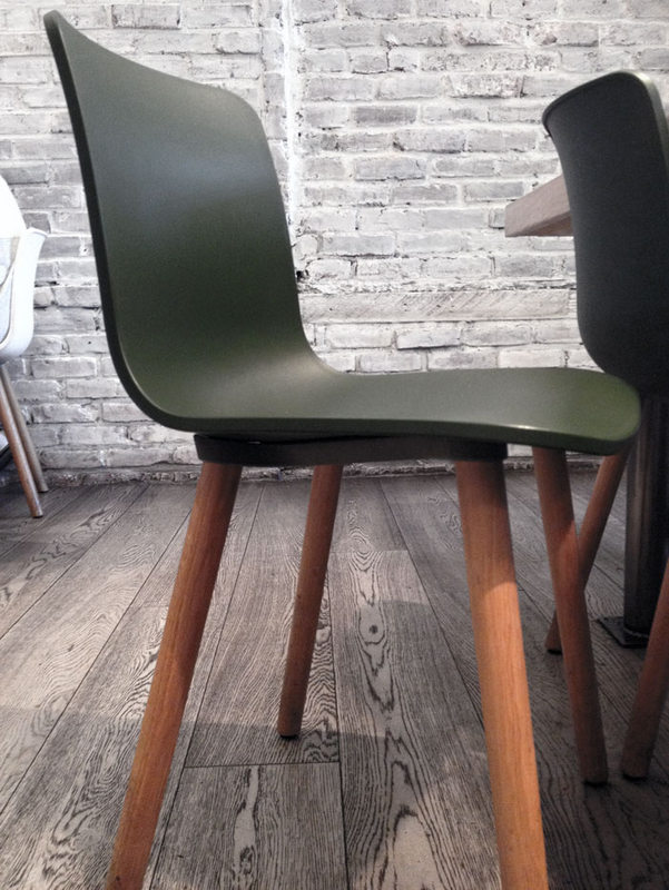 Interior Design in Vancouver: Chair at Heirloom Restaurant
