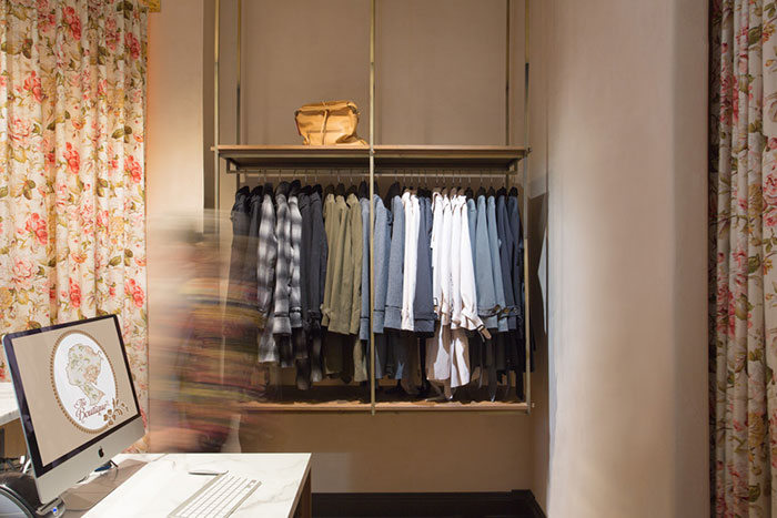 The Boutique retail interior design by Hatch Interior Design