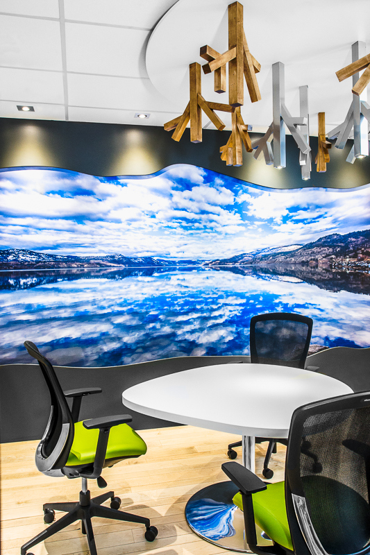 Grouse River Offices - Phase 1 | Hatch Interior Design | Interior Design Kelowna B.C.