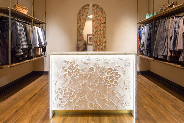 The Boutique - Hatch Interior Design 2014 Year In Review