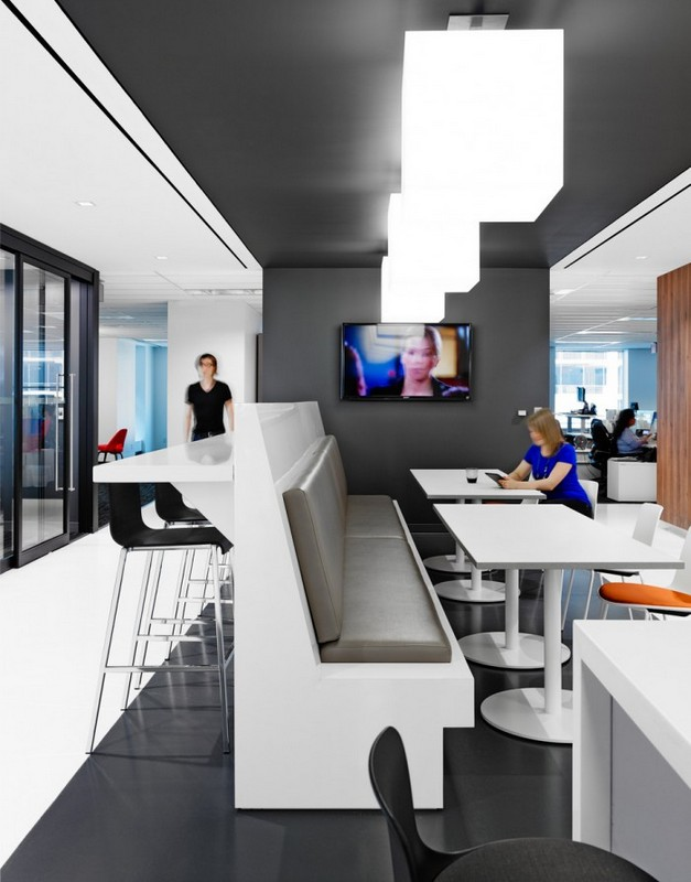Figure 3's design for IPGmediabrand's office has great multifunctional spaces - - interior design predictions for 2015, Hatch Interior Design blog