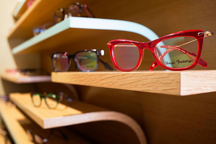 Nuvue Optometry by Hatch Interior Design. Modern design Kelowna.