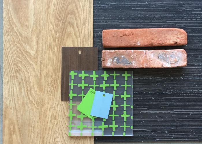 Material Selection Lakeside Pharmacy Design Concept_Hatch Interior Design Blog