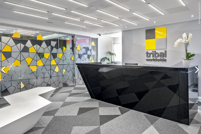 Tribal DDB by Identity Design_Commercial Interior Design_Hatch Interior Design Blog