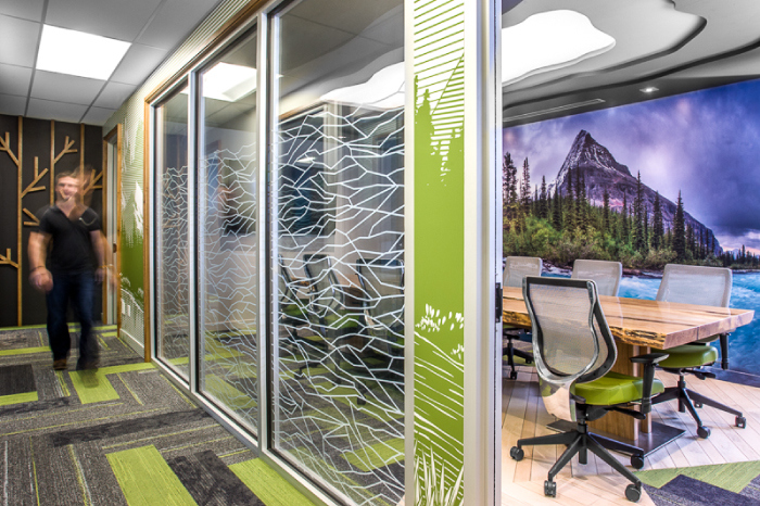 Grouse River Offices by Hatch Interior Design - Employee Productivity