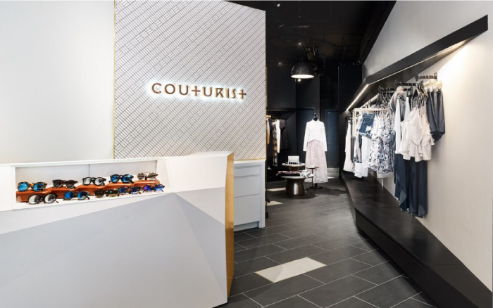 Couturist-store-by-Cutler-Vancouver-Canada - retail interior design, Hatch Interior Design blog