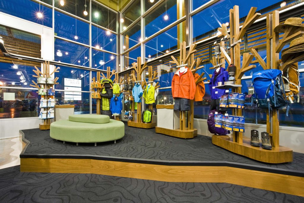 Grouse River Retail Store - Hatch Design