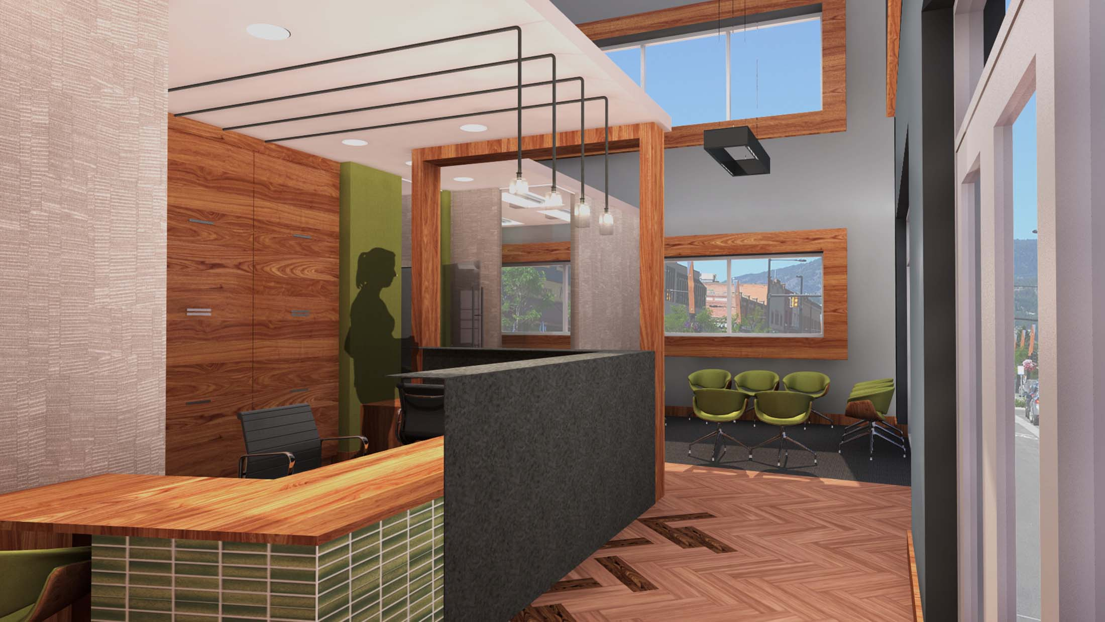 Do you need help selling your healthcare design vision for Office design kelowna